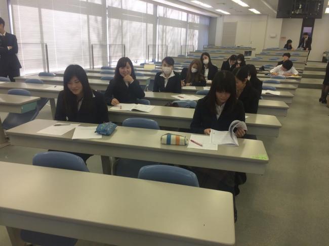 社会福祉実習報告会写真2
