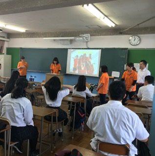 高大連携事業で大阪府立長吉高等学校を訪問しました   新着情報   生涯 ...